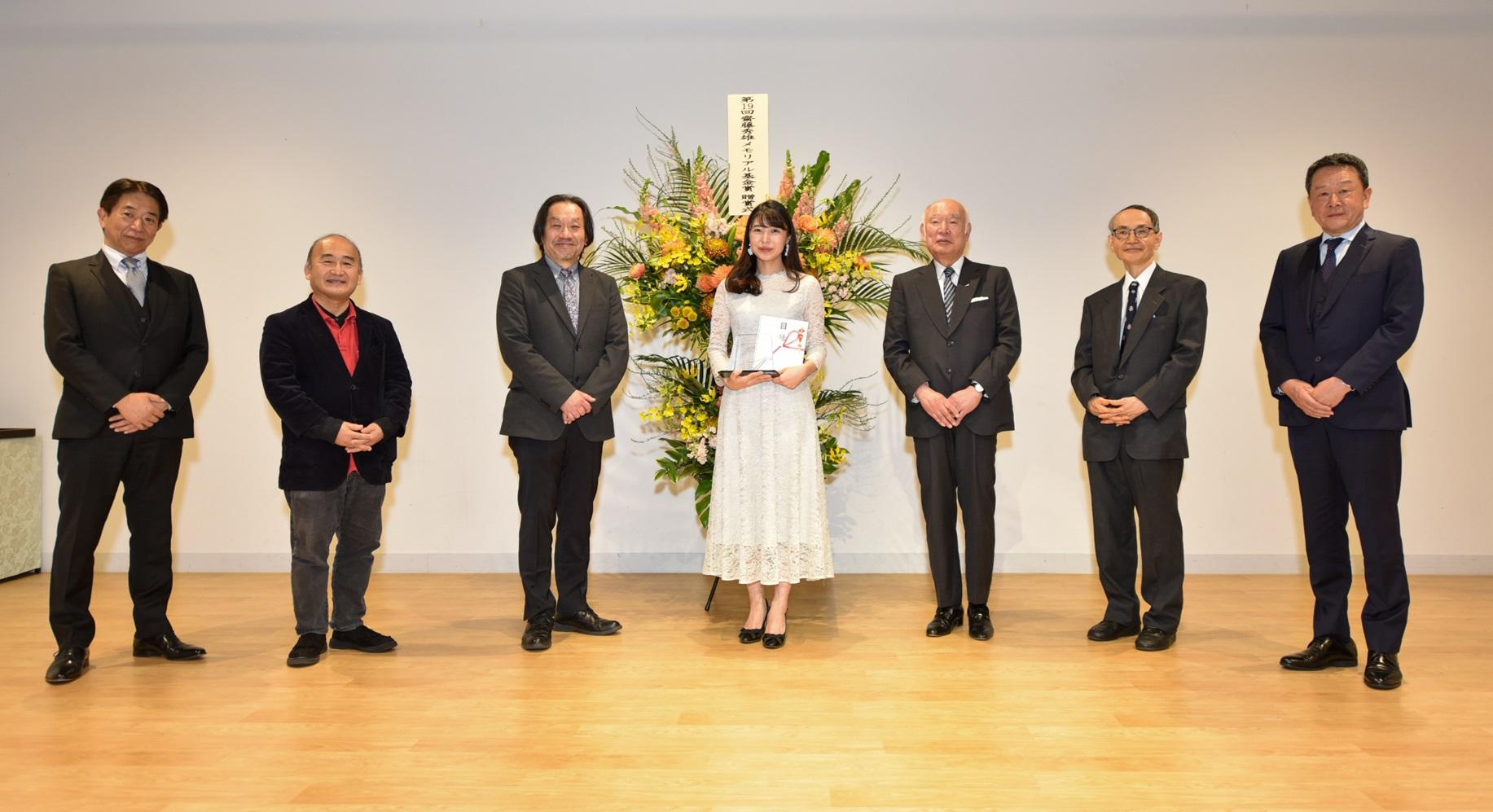第19回 齋藤秀雄メモリアル基金賞