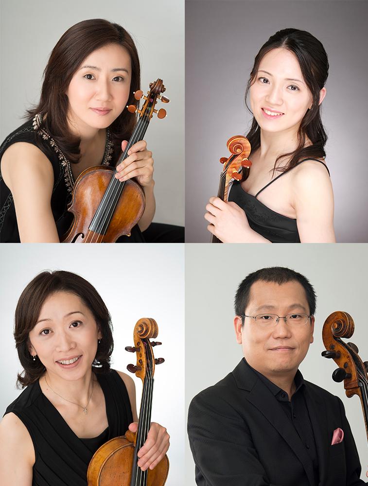 クァルテット・エクセルシオ(Quartet Excelsior)
