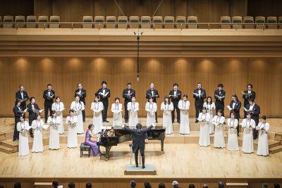 東京混声合唱団(The Philharmonic Chorus of Tokyo)