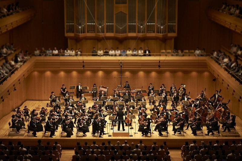 東京フィルハーモニー交響楽団(Tokyo Philharmonic Orchestra)