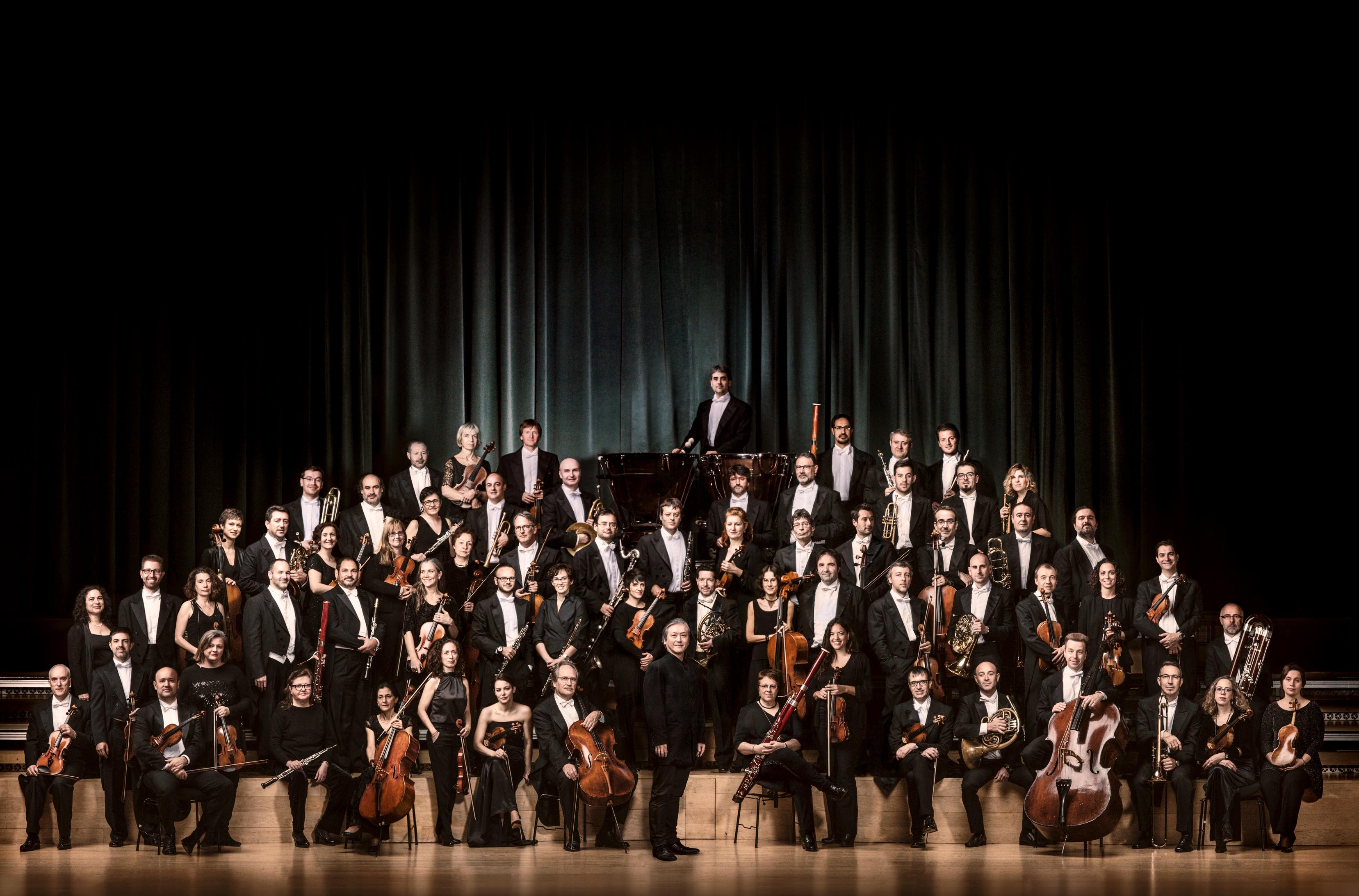 バルセロナ交響楽団(Barcelona Symphony Orchestra - the National Orchestra of Catalonia)
