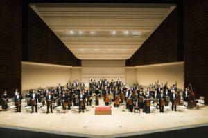 東京都交響楽団(Tokyo Metropolitan Symphony Orchestra)