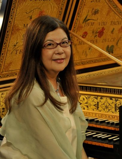 桒形 亜樹子(Akiko Kuwagata)